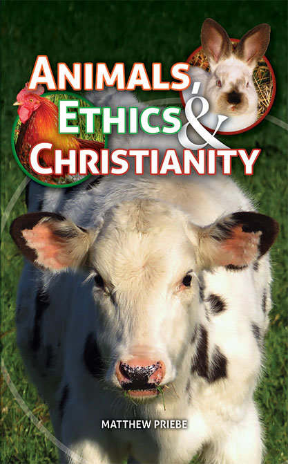 Animals Ethics and Christianity Book