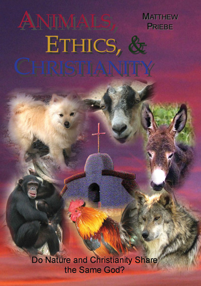 Animals Ethics and Christianity DVD