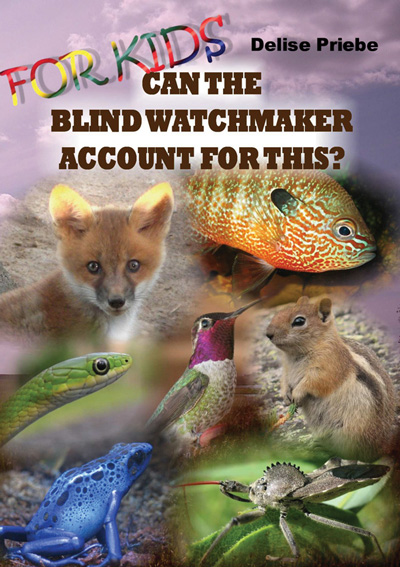 Can the Blind Watchmaker Account for This? [for Kids]