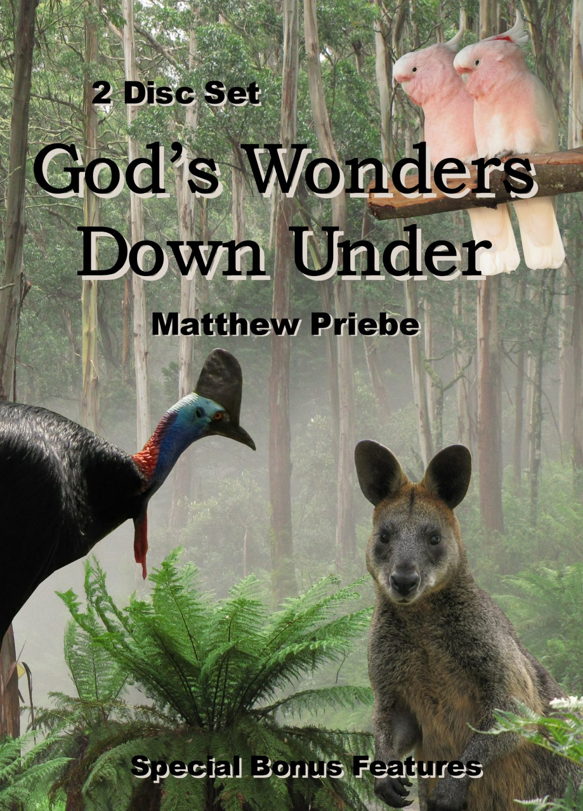 God's Wonders Down Under
